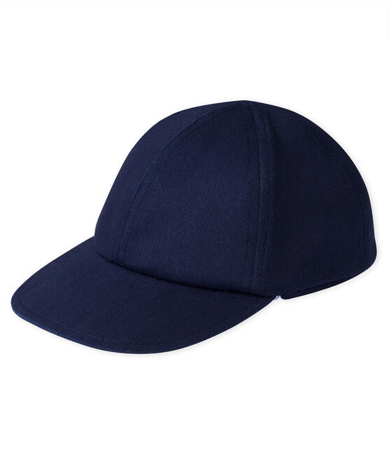 Sun cap Smoking blue