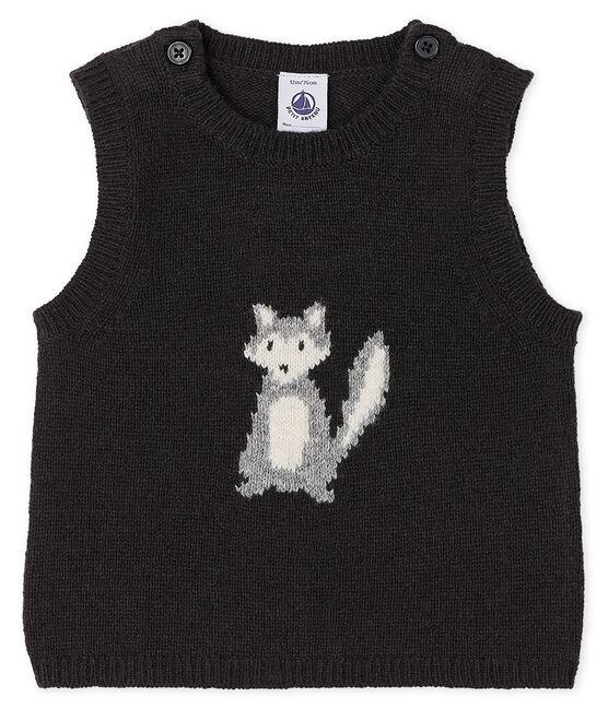 Baby Boys' Sleeveless Pullover Capecod grey