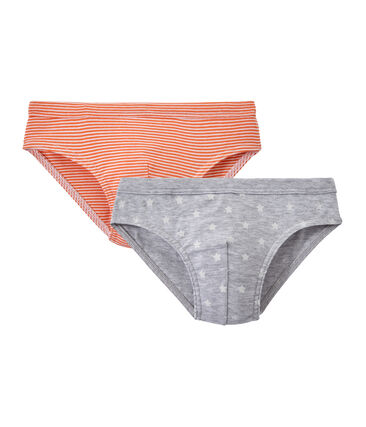 Set of 2 boys' briefs . set