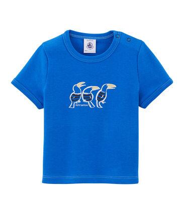 Baby boys' plain T-shirt