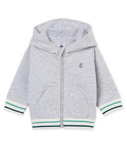 Baby boys' hooded zip up Sweatshirt
