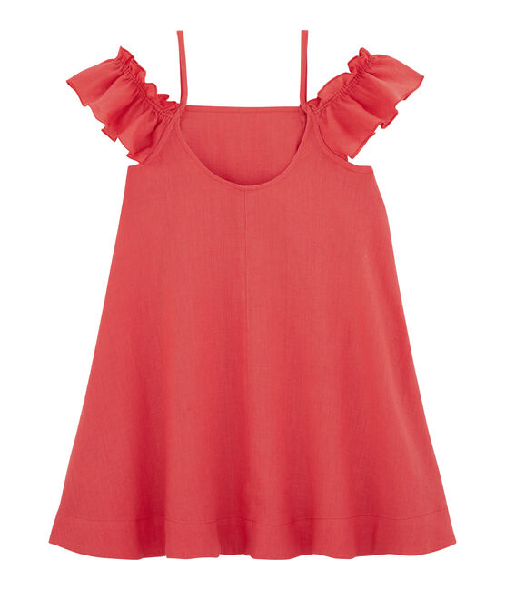 Girls' Dress Groseiller pink