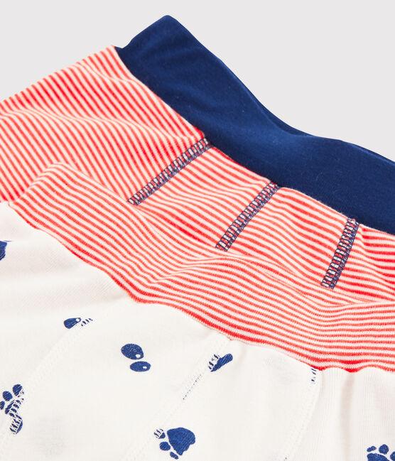 Boys' Yeti Footprint Boxer Shorts - 2-Piece Set . set