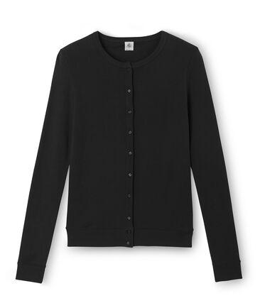 Women's Iconic Cardigan Noir black