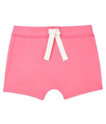 Unisex Baby's Plain Shorts Cupcake pink