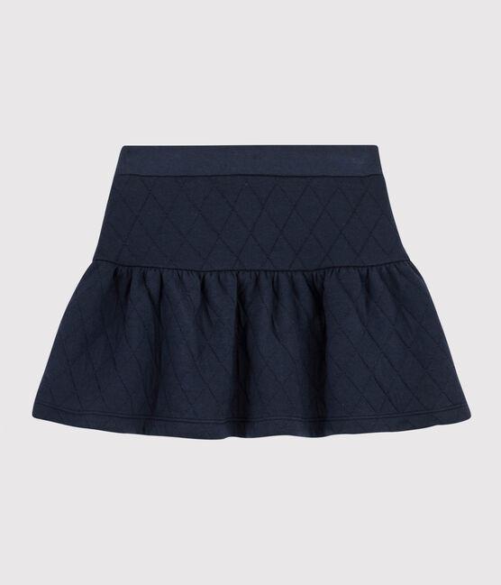 Girls' tubular knit skirt SMOKING