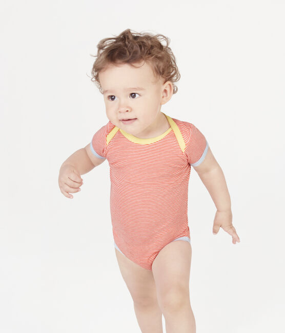 Unisex Baby's Short-Sleeved Bodysuit - 3-Piece Set . set