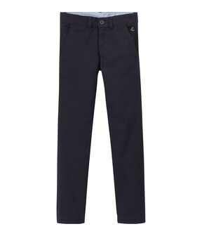 Boys' Trousers Smoking blue