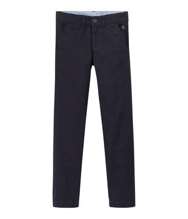 Boys' Trousers Smoking blue