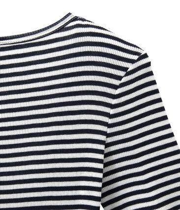 Women's second-skin cotton bodysuit