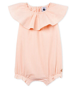 Baby girls' striped Shortie