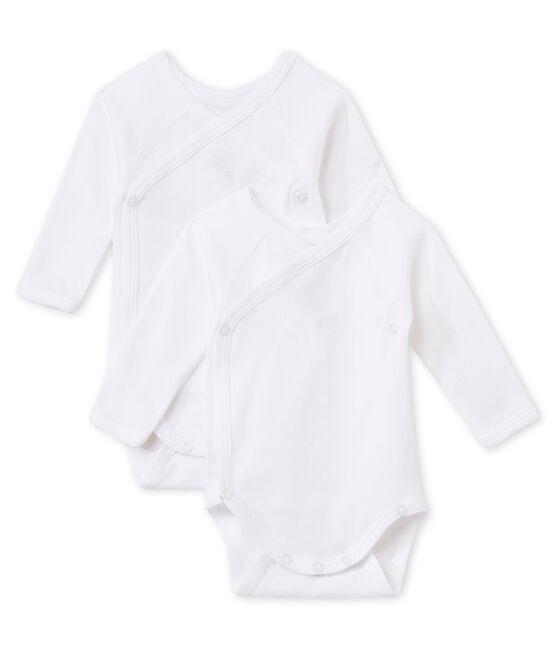 Newborn Babies' Long-Sleeved Bodysuit - 2-Piece Set . set
