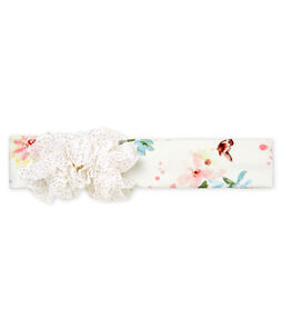 Baby girls' pompom headband