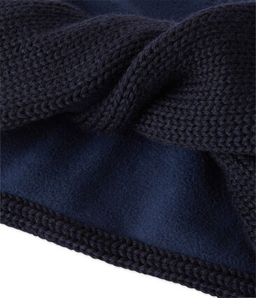 Unisex Children's Snood Smoking blue