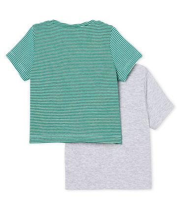 Baby boys' t-shirt - set of 2