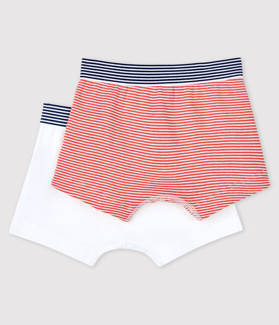 Petit Bateau x Deyrolle Boys' Boxer Shorts - 2-Piece Set . set