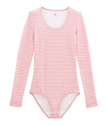 women's cotton and wool bodysuit