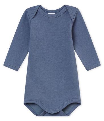 Baby boy's long sleeved body