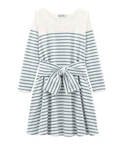 Women's long-sleeved dress