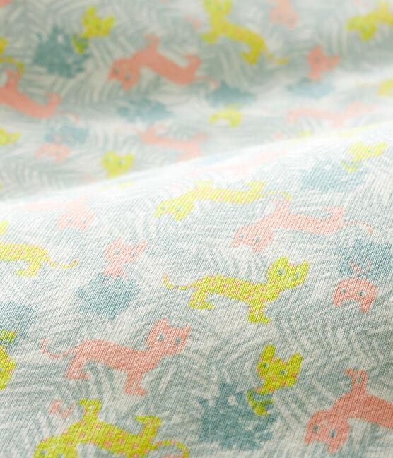 Babies' Rib Knit Sleeping Bag Marshmallow white / Gretel pink