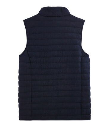 Women's Tube Knit Bodywarmer Smoking blue
