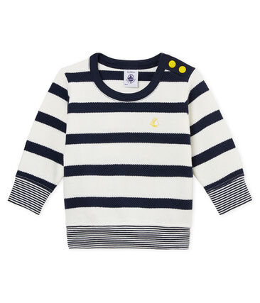 Baby boys' breton striped Sweatshirt