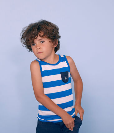 Boys' Sleeveless Top