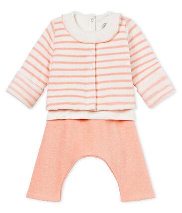 Baby girls' clothing - 3-piece set