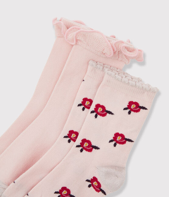 Girls' socks . set