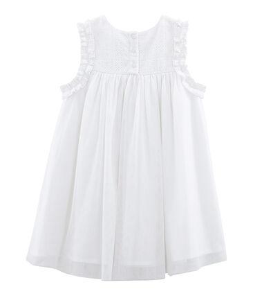 Robe de cérémonie enfant fille