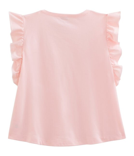 Girls' Top Minois pink