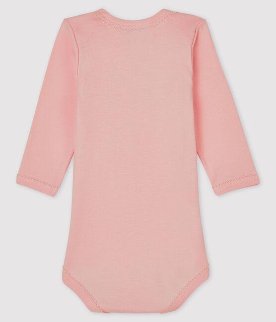 Baby girls' long-sleeved bodysuit MINOIS