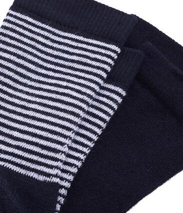 Pack of 2 Pairs of Unisex Socks