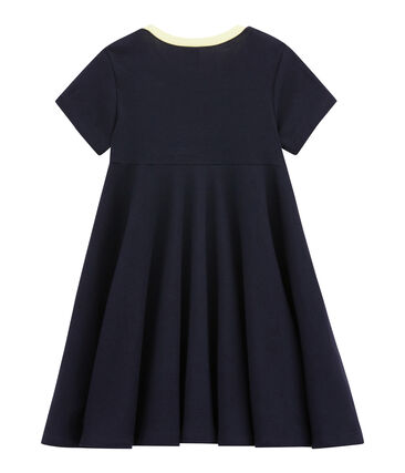 Girl's lightweight jersey dress