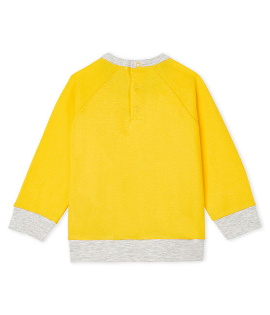 Baby Boys' Light Sweatshirt Shine yellow