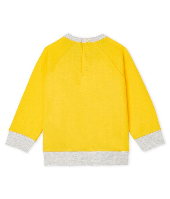 Baby Boys' Light Sweatshirt Shine yellow