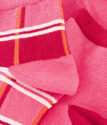 Set of 2 pairs of women's socks . set