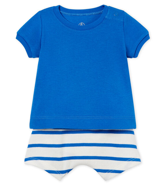 Baby boys' striped clothing - 2-piece set . set