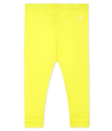 Baby Girls' Leggings Eblouis yellow