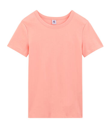 Women's short-sleeved crew neck iconic t-shirt
