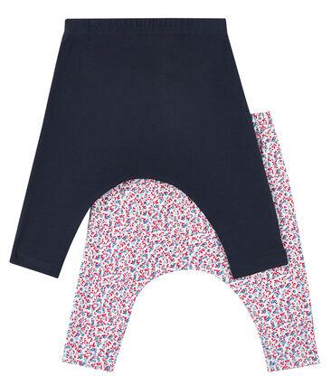 Baby Girls' Leggings - 2-Piece Surprise Set . set