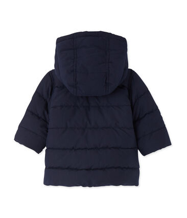 Baby boy's padded jacket Smoking blue