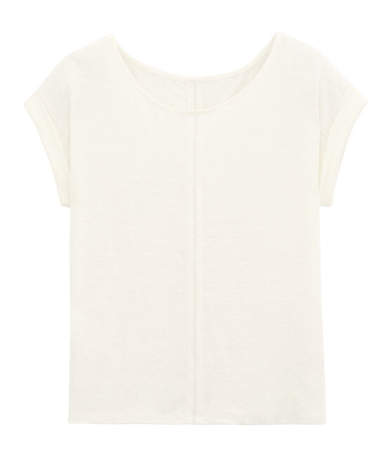 Short sleeve Tee-shirt Lait white