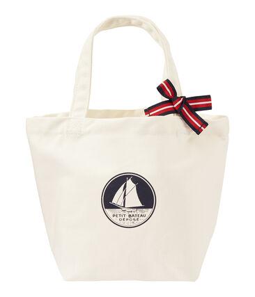 Girl's canvas bag