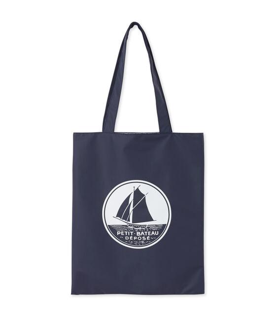 Iconic Shopping Bag Smoking blue