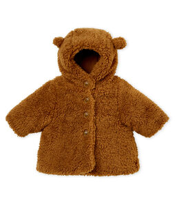 Baby Girls' Sherpa Coat