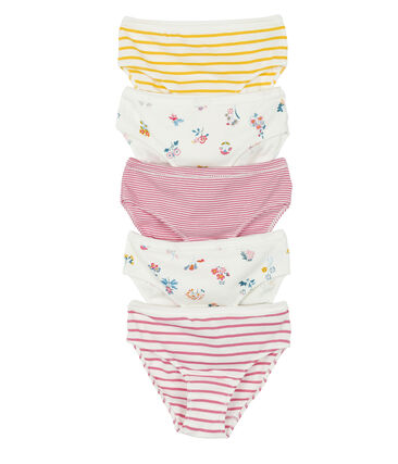Girls' pants - Set of 5