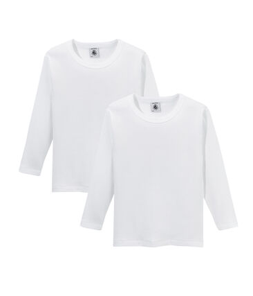 Boys' Long-Sleeved T-Shirt - 2-Piece Set