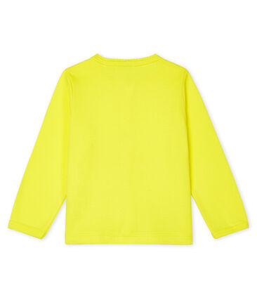 Baby Girls' Light Cardigan Eblouis yellow