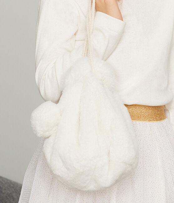 Girls' Bag Marshmallow white